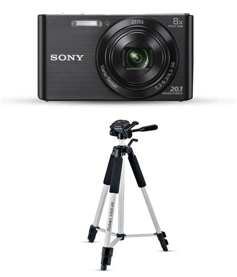 Sony Dsc W830 W830 Garansi Resmi Pt Sony Indonesia sony cybershot w830 combo with lightweight aluminum tripod available at snapdeal for rs 8298