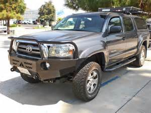 2005 Toyota Tacoma Front Bumper 2005 Toyota Tacoma Front Bumper Removal