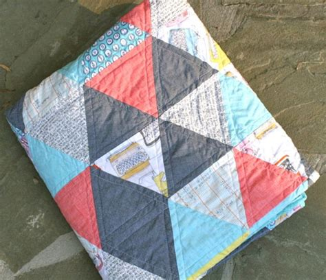 60 degree triangle pattern needed quilt 60 degree triangle quilt whipstitch