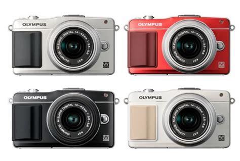 Kamera Olympus Pen Mini olympus pen mini e pm2 compact mirrorless with 16