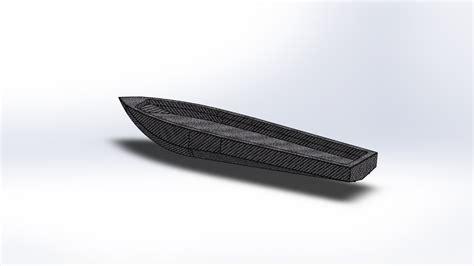 solidworks tutorial boat boat hull design step iges solidworks 3d cad model