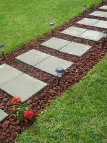 pathway ideas remodelaholic 5 front yard landscaping ideas you can actually do yourself