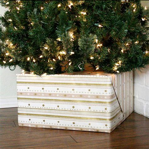 what to use at base of christmas tree 1000 ideas about tree base on tree stands trees and