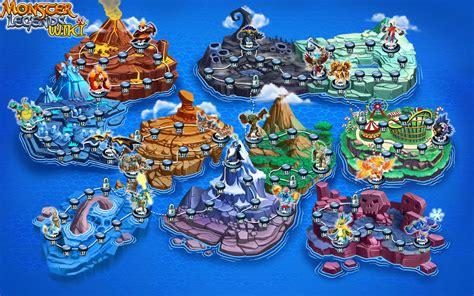 adventure map adventure guide legends wiki