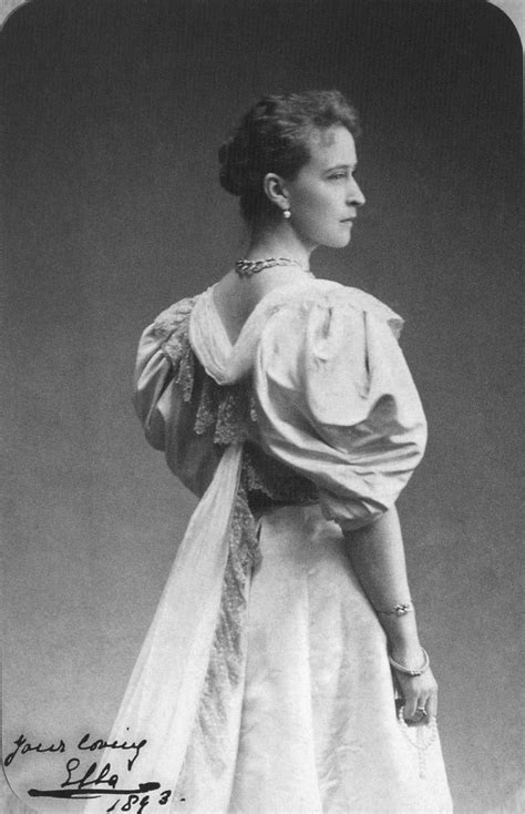 is elizabeth keen a russian princess 1893 grand princess elizabeth from the side grand ladies