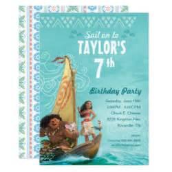 disney birthday invitations amp announcements zazzle