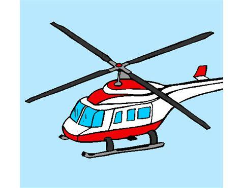 imagenes para dibujar helicopteros dibujo de helic 243 ptero 3 pintado por lamorales en dibujos