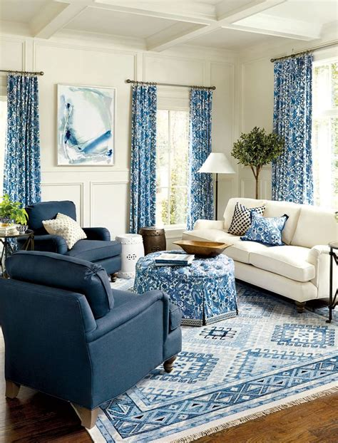 Blue Chairs For Living Room by 25 Best Ideas About Blue Living Rooms On Blue