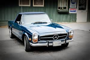280sl Mercedes 4 Surprising Things About Mercedes 280sl W113 Pagoda