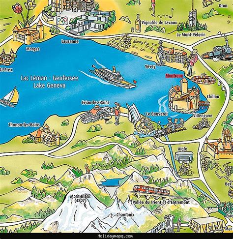 map of montreux image gallery montreux map
