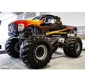 The Bigfoot Electric Monster Truck