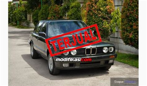 Bmw E30 318i M40 Mulus Original 1991 bmw e30 m40 318i mulus original look sold