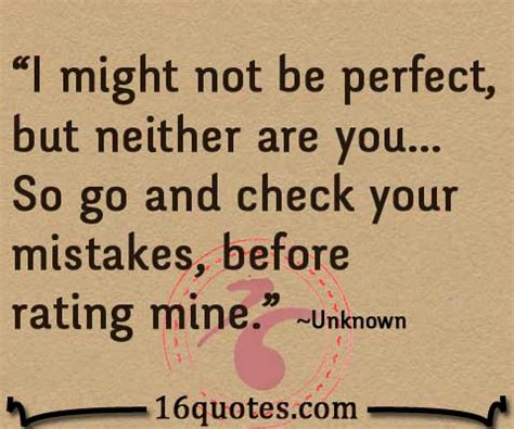 you re not that great but neither is anyone else books check your mistakes before rating mine