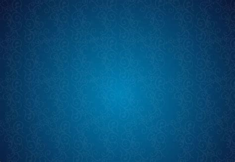 blue pattern background vector retro background floral blue pattern free vector