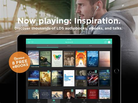 app shopper deseret bookshelf lds audiobooks ebooks
