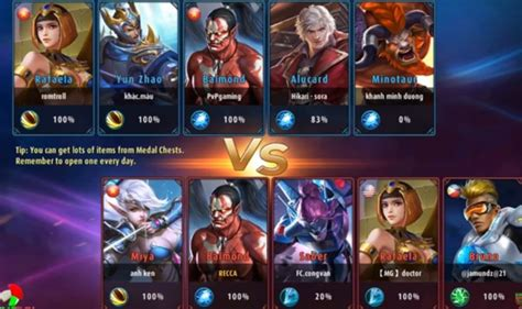 mobile legends characters mobile legends is the dota 2 of smartphones personal