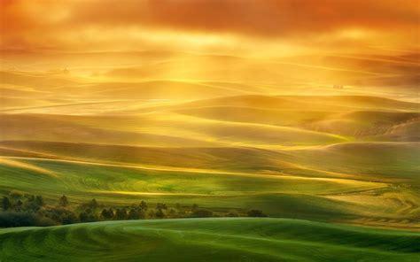 Yellow Landscape Pictures Paesaggio Hd Sfondi Hd