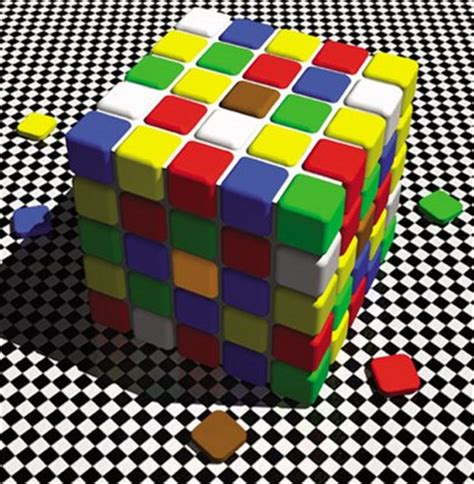 5 Optical Illusions That Show You Why Your Brain Messes Optical Illusion Line And Color With Pic