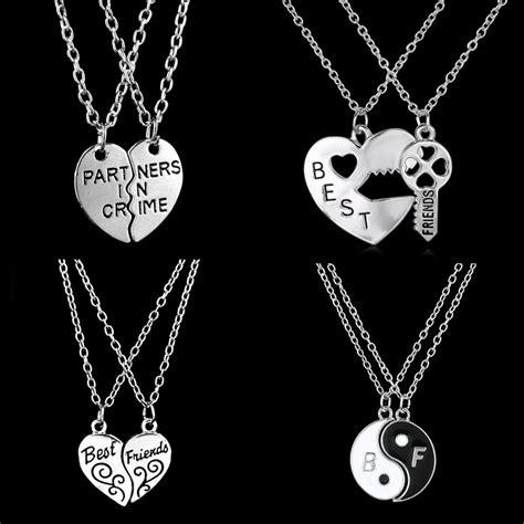 get cheap friend necklace aliexpress alibaba