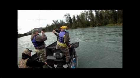 drift boat kenai river kenai river canyon drift boat fishing youtube