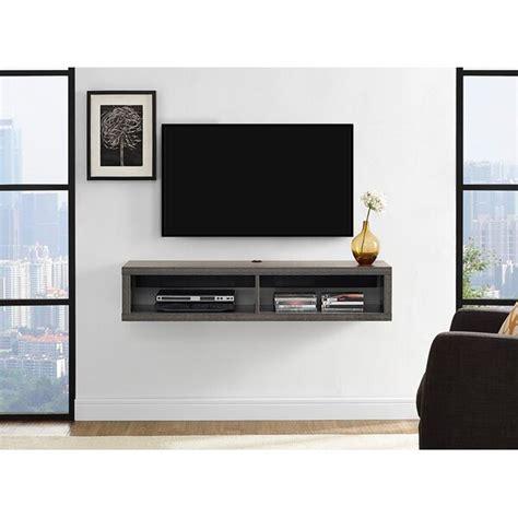 martin home furnishings  shallow wall mounted tv