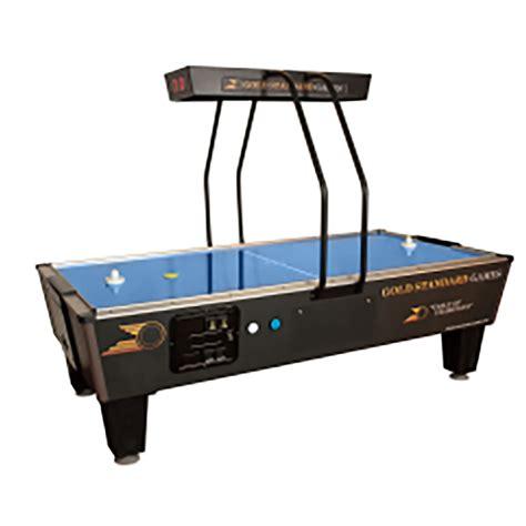 dynamo hot flash ii air hockey coin op game room guys