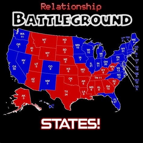 swing states definition are you living in a relationship battleground state