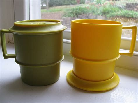Pretty Pastel Cups Tupperware 17 best images about tw vintage on sippy cups