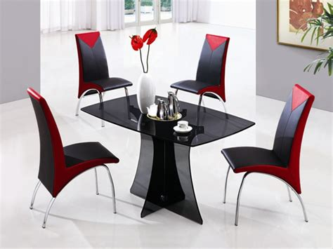 small glass table and chairs uk serene small glass dining table