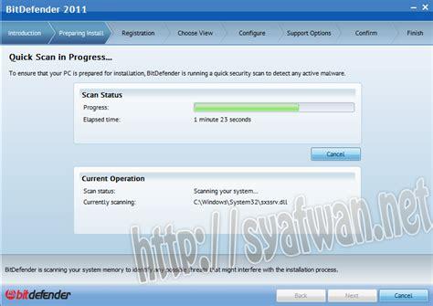 Cara Mematikan Anti Virus marom tutorial cara install anti virus bitdefender 2011