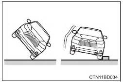 airbag deployment 2006 toyota highlander user handbook toyota highlander owners manual srs airbags for safe use for safety and security