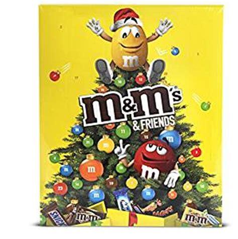 Calendrier M Ms M M S Friends Calendrier De L Avent Chocolat No 235 L 361g
