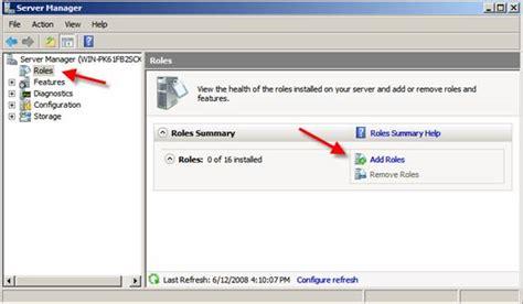 cara konfigurasi dns windows server 2008 cara menginstal dan konfigurasi windows server 2008 dhcp