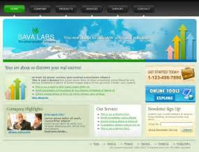 home page site web site front page design sle website home page