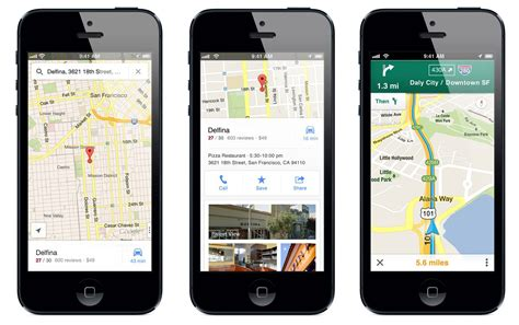 map app 10 best navigation apps for the iphone gadget review