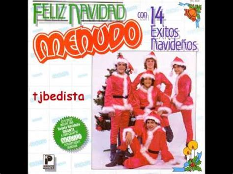 imagenes feliz navidad grupo menudo feliz navidad 14 exitos navide 241 os full album