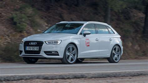 Audi A3 Test by Test Audi A3 Sportback Audi A3 Sportback