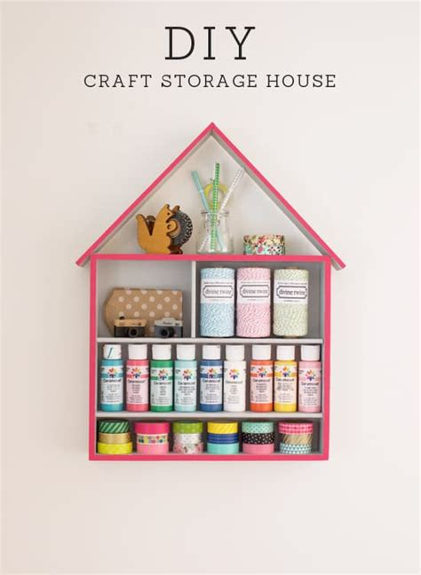 diy crafts for home organization 20 amazing crafts to keep your organized window