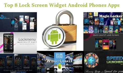 cool lock screen apps for android top 8 must lock screen widget apps for your android smartphone gizbot