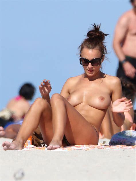 Rosie Jones Topless Candid Bikini Beach Photos Orgy Com