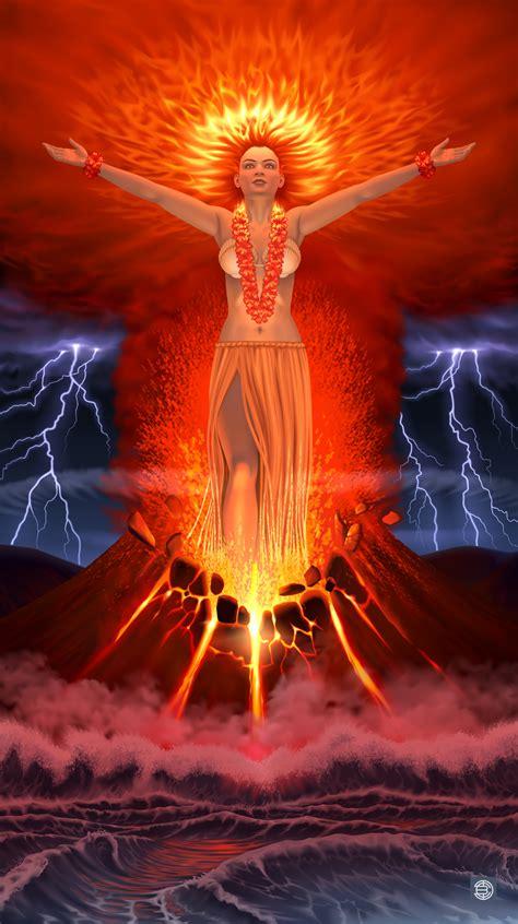 volcano goddess vlad sokolovichs gallery community
