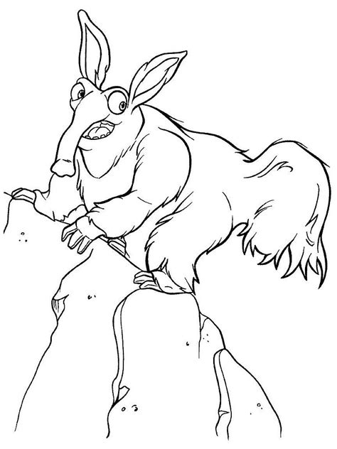 ice age coloring pages pdf ice age free colouring pages