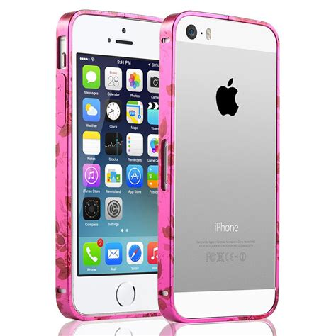 Baby Skin Ultra Slim Apple Iphone 5 5g 5s ultra slim metallic frame bumper aluminum skin cover
