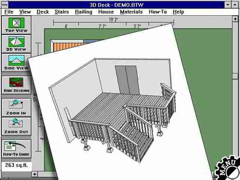 draw a deck how why to make a deck plan sketch