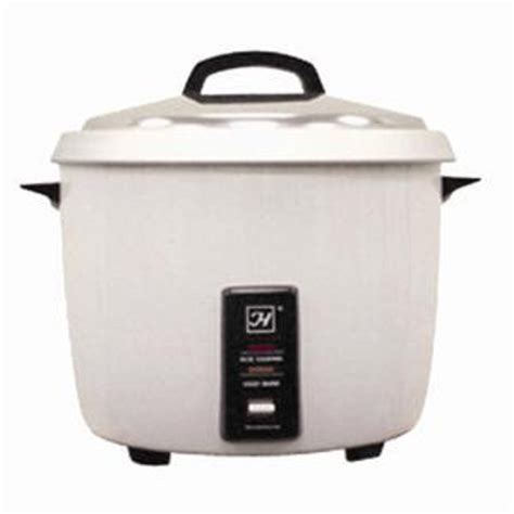 Gas Rice Cooker Maspion Grc100 thunder inc 30 cup rice cooker warmer nonstick sej50000t