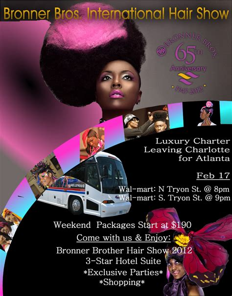 bronner brothers hair show schedule bronner brothers hair show 2013 tickets