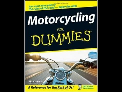 Motorcycle Riding Gear For Dummies Youtube