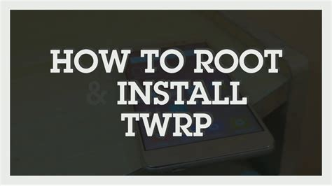 how to get root access on android how to root install twrp in redmi note 3 hindienglish get root access twrp custom recovery jpg