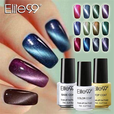 Cheap Uv L For Gel Nails by Aliexpress Buy Elite99 7ml Uv Led Gel Cat Eye