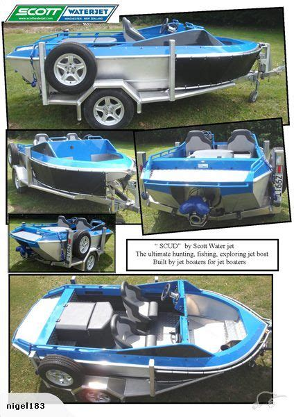 fast shallow water boats pin by martin on jetboat pinterest